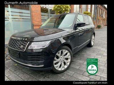 gebraucht Land Rover Range Rover Autobiography Hybrid