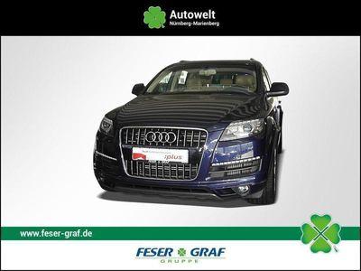 gebraucht Audi Q7 4.2 TDI qu. tiptronic Rückfahrk.+Luft-/air+St