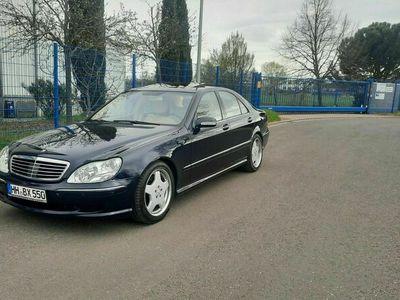 gebraucht Mercedes S55 AMG AMG als Limousine in Neustadt