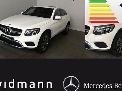 gebraucht Mercedes GLC350 d 4MATIC Coupé Comand*360°*LED*AHK