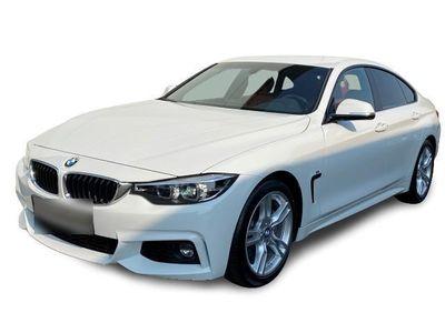 gebraucht BMW 440 Gran Coupe i SAG M Sport Leder LED Navi Carbon E-Sitze PDC