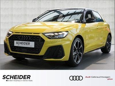gebraucht Audi A1 Sportback 30 TFSI S-line EditionOne Navi LED