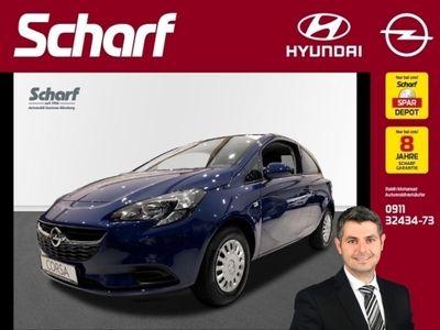 gebraucht Opel Corsa Scharf Cool & Sound ZV Multif.Lenkrad RDC Klima ESP Seitenairb. Gar. Airb ABS Servo