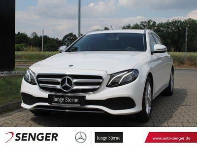 used Mercedes E200 T-Modell Avantgarde+LED+Standhz+Kamera