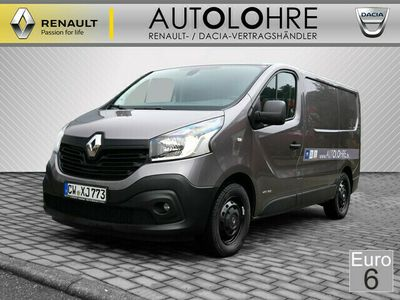 gebraucht Renault Trafic Komfort Energy dCi 145 L1H1 KLIMA AHK EU6