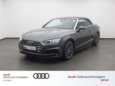 gebraucht Audi A5 Cabriolet 2.0 TFSI quattro sport S-line