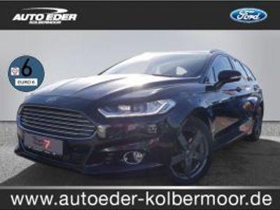 gebraucht Ford Mondeo 2.0 TDCi Titanium StartStopp