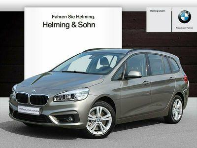 gebraucht BMW 220 Gran Tourer i 7-Sitzer Head-Up LED Navi AHK