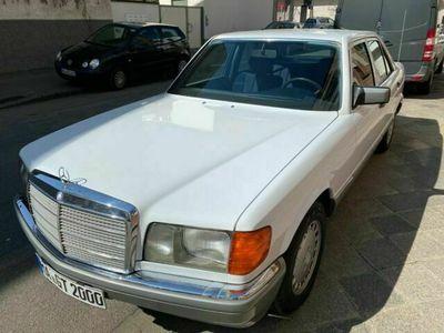 gebraucht Mercedes 260 W126, SE