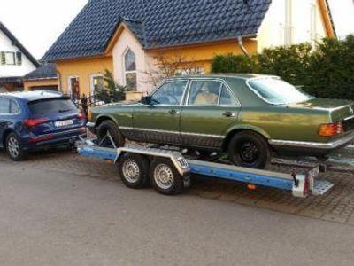 gebraucht Mercedes 380 Mercedes BenzSE aus 2. Hand/...