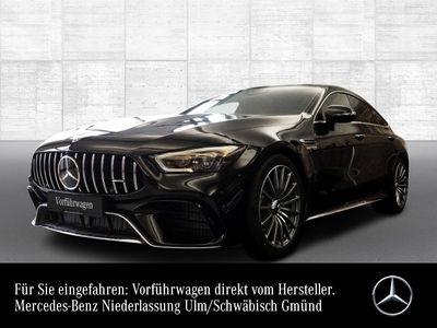gebraucht Mercedes AMG GT 63 S 4M Cp Distr. Stdhzg. SHD Sitzklima