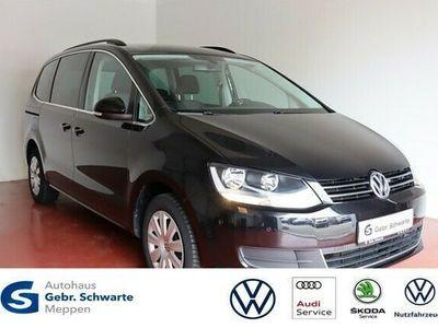 gebraucht VW Sharan 1.4 TSI Comfortline 7 Sitze+PDC+GRA