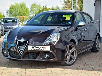 gebraucht Alfa Romeo Giulietta 2.0 JTDM 16V ALFA TCT Turismo *18-Zoll