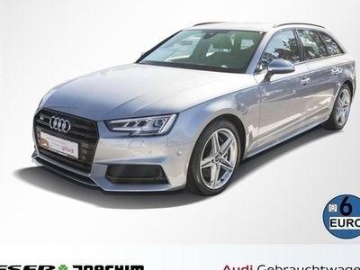 gebraucht Audi S4 Avant 3.0 TFSI qu - Matrix - HuD - Navi - DAB - AHK -
