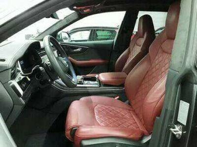 gebraucht Audi Q8 SQ8 TDI Q PANO ST.HEIZ BuO MATRIX LM22 RAUTE DVD