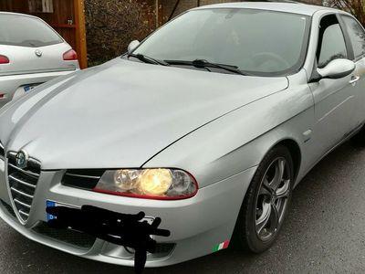 gebraucht Alfa Romeo 156 Alfa2.0 JTS als Limousine in Oberndorf