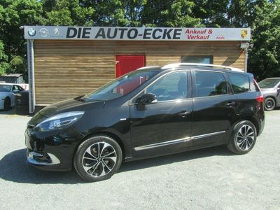 gebraucht Renault Scénic III Grand 2,0 dCi BOSE Edition