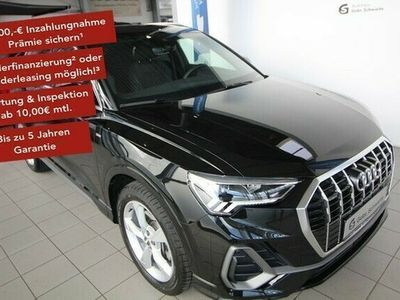 "gebraucht Audi Q3 40 TFSI S line quattro LED Navi LM 19"" Shzg"