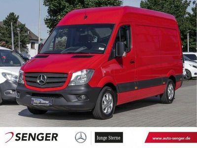 używany Mercedes Sprinter 314CDI L2H2 KLIMA NAVI KAMERA EURO6 ALU