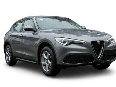 gebraucht Alfa Romeo Stelvio *SUPER*2.0 TURBO*AUT*Q4*/NAV/ACC/UPE:55