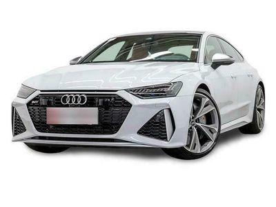 gebraucht Audi RS7 Sportback RS7 Q RS-AGA KERAMIK BuO+ PANO V-MAX HuD WABEN LM22