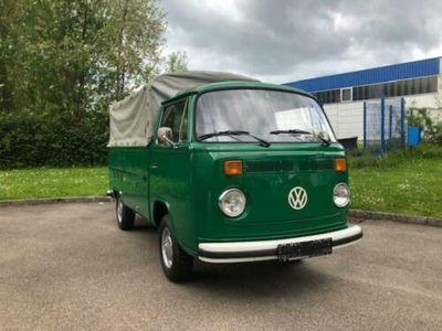 gebraucht VW T2 Pritsche H Zulassung