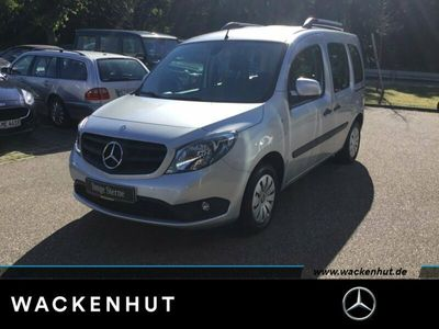 used Mercedes Citan 109 CDI Tourer Lang Styling/Klima/eFH.