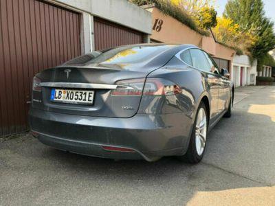 gebraucht Tesla Model S 90D Allradantrieb
