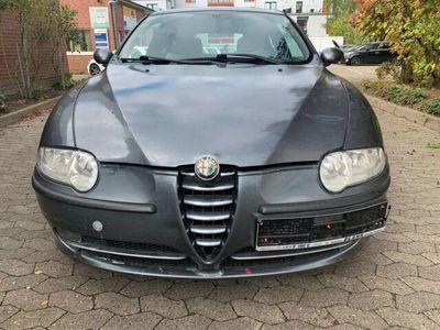 gebraucht Alfa Romeo 147 Alfa 2.0 Selespeed Distinctive, Klimaautomatik, S