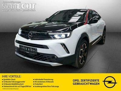 gebraucht Opel Mokka GS Line 1.2 T AT*LED*360°Kamera*PDC*SHZ*