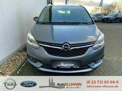gebraucht Opel Zafira 120 Jahre 7 Sitze NAVI+PDC+KAMERA+AHK