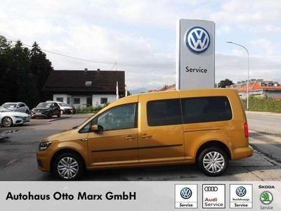 gebraucht VW Caddy Maxi Life 7-Sitzer Trendline 2,0 TDI -EURO 6- (AHK