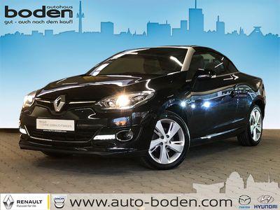 gebraucht Renault Mégane Cabriolet Luxe dCi 110FAP