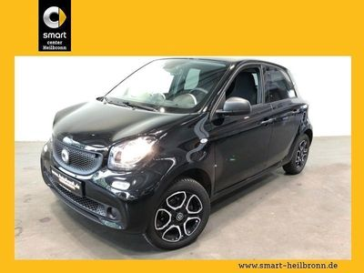 gebraucht Smart ForFour turbo **twinamic/Cool&Audio