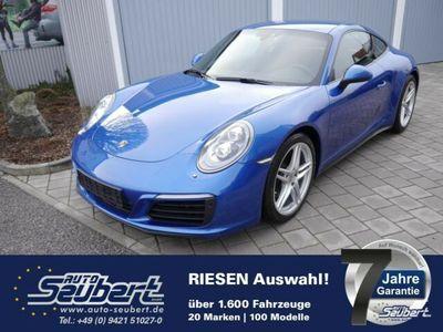 gebraucht Porsche 911 4 PDK * NAVI * LED-SCHEINWERFER * LE