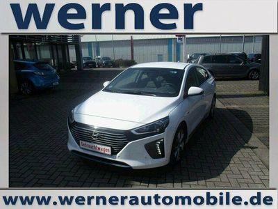 used Hyundai Ioniq 1,6 GDI Hybrid Style