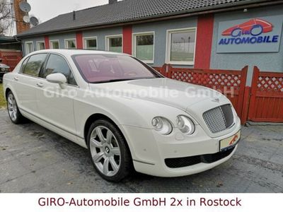 gebraucht Bentley Continental Flying Spur Flying Spur,6.0 TwinTurbo,45Tkm,Voll als Limousine in Rostock