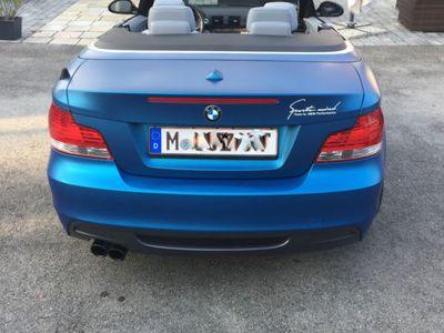 gebraucht BMW 135 Cabriolet i Aut. M-Paket Exterieure