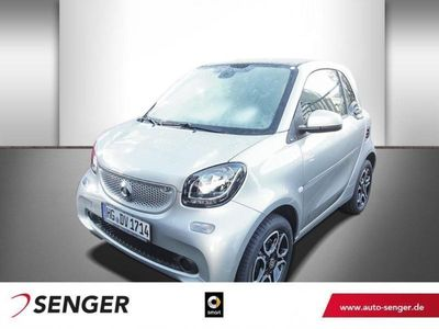 gebraucht Smart ForTwo Coupé 52kw Passion