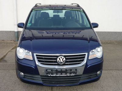 gebraucht VW Touran Trendline NAVI