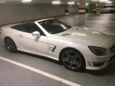 gebraucht Mercedes SL63 AMG AMG MERCEDES GARANTIE 08/2021