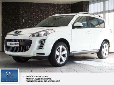 gebraucht Peugeot 4007 Platinum Xenon*Kamera*7Sitzer*Aut*AHK*Navi