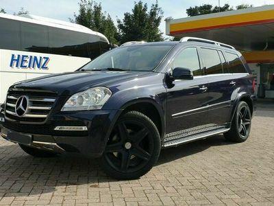 gebraucht Mercedes GL450 GAS-LPG-ANLAGE NEU 10€/100KM