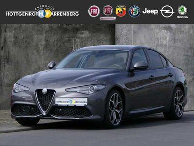 gebraucht Alfa Romeo Giulia Veloce Q4 ACC Bi-Xenon UConnect Nav DNA
