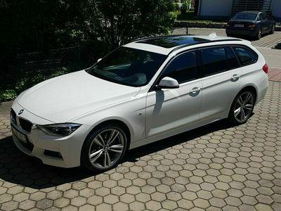 """gebraucht BMW 335 d Tour xD Aut. M Sport,LED,H&K,AHK,Pano,19"""""""