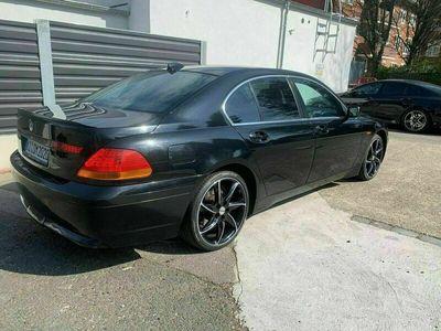gebraucht BMW 730 d 2004