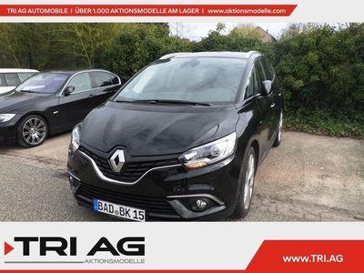 gebraucht Renault Grand Scénic Limited Deluxe TCe 160 GPF Navi Rückfahrkam. Fernlichtass.