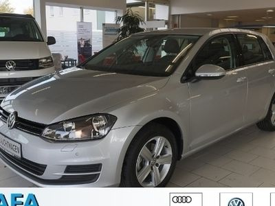gebraucht VW Golf VII 1,4 TSI Lounge Navi,Leder,SHZ