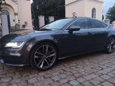 gebraucht Audi S7 Grundausstattung
