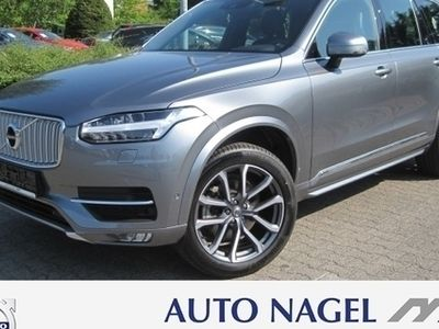 gebraucht Volvo XC90 T6 AWD Inscription Automatik